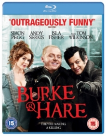 Burke and Hare, Blu-ray