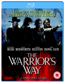 The Warrior's Way, Blu-ray