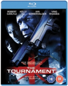 The Tournament, Blu-ray