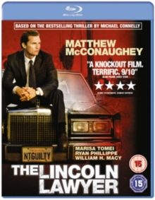 The Lincoln Lawyer, Blu-ray
