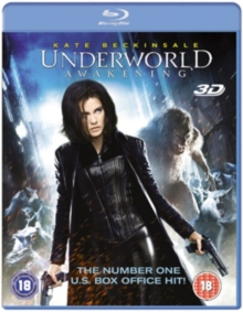 Underworld: Awakening, Blu-ray