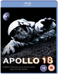 Apollo 18, Blu-ray