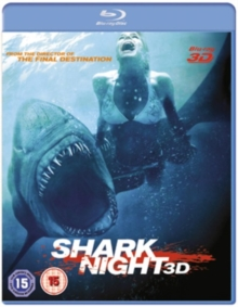Shark Night, Blu-ray