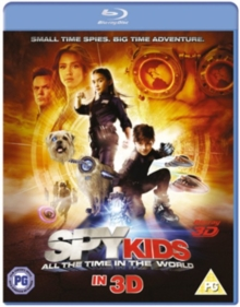 Spy Kids 4 - All the Time in the World, Blu-ray