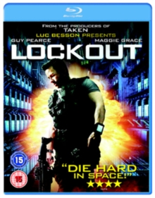 Lockout, Blu-ray