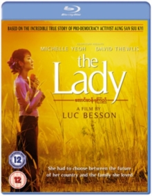 The Lady, Blu-ray