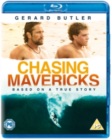 Chasing Mavericks, Blu-ray  BluRay