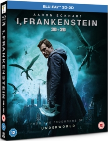 I, Frankenstein, Blu-ray  BluRay