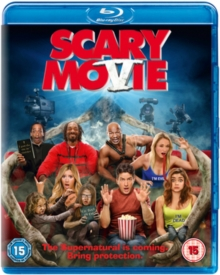 Scary Movie 5, Blu-ray