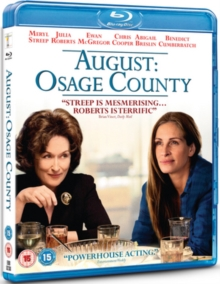 August: Osage County, Blu-ray