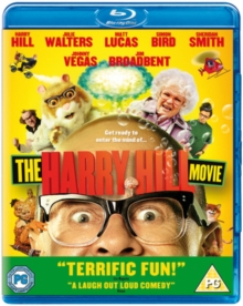 The Harry Hill Movie, Blu-ray