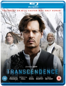 Transcendence, Blu-ray  BluRay