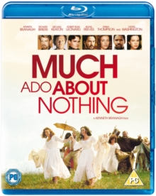 Much Ado About Nothing, Blu-ray  DVD