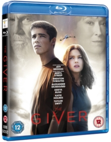 The Giver, Blu-ray