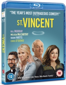 St. Vincent, Blu-ray