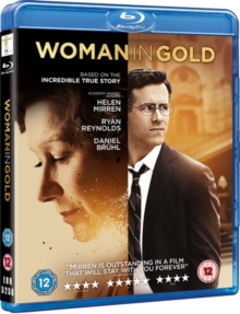 Woman in Gold, Blu-ray
