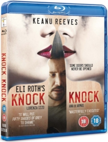 Knock Knock, Blu-ray  BluRay