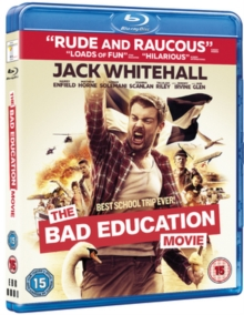The Bad Education Movie, Blu-ray
