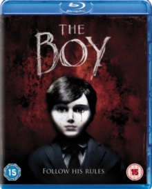 The Boy, Blu-ray