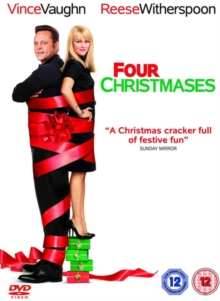 Four Christmases, DVD