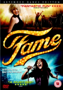 Fame: Extended Dance Edition, DVD