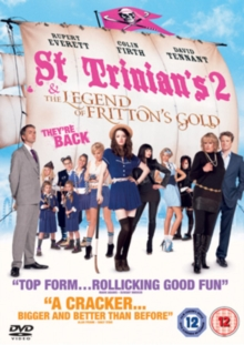 St Trinian's 2 - The Legend of Fritton's Gold, DVD  DVD