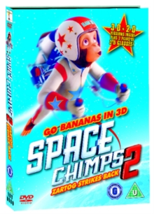 Space Chimps 2 - Zartog Strikes Back, DVD