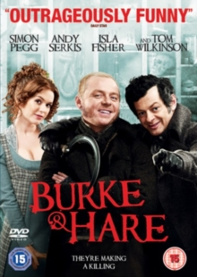 Burke and Hare, DVD