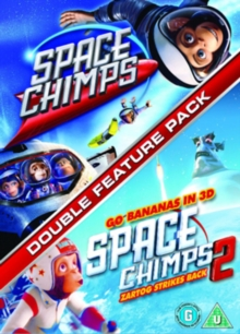 Space Chimps 1 and 2, DVD