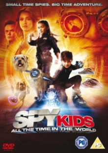 Spy Kids 4 - All the Time in the World, DVD  DVD
