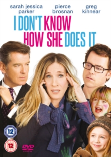 I Don't Know How She Does It, DVD
