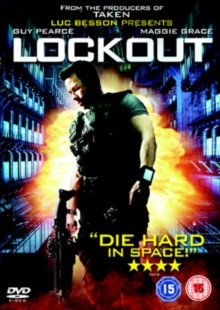 Lockout, DVD