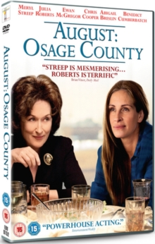 August: Osage County, DVD