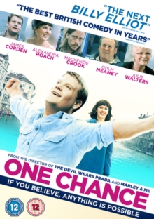 One Chance, DVD