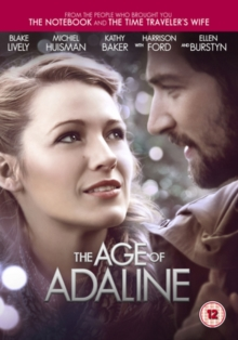 The Age of Adaline, DVD