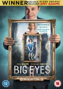 Big Eyes, DVD