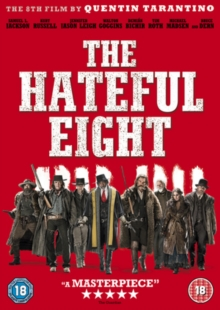 The Hateful Eight, DVD