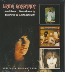 Hand Sown... Home Grown/Silk Purse/Linda Ronstadt, CD / Remastered Album