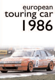 European Touring Car Championship: 1986, DVD  DVD