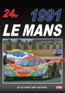 Le Mans: 1991 Review, DVD