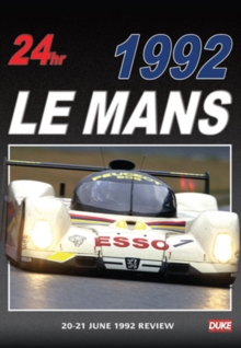 Le Mans: 1992 Review, DVD