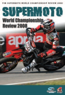 Supermoto World Championship Review: 2008, DVD