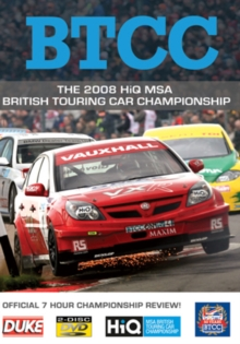 BTCC Review: 2008, DVD  DVD