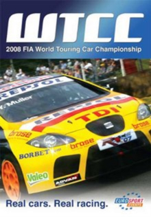 World Touring Car Championship: 2008, DVD