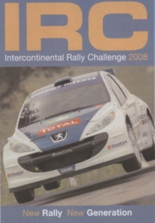 Intercontinental Rally Review 2008, DVD  DVD