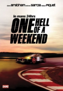 One Hell of a Weekend, DVD