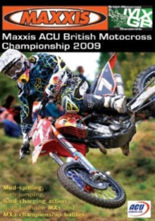 British Motocross Championship Review: 2009, DVD