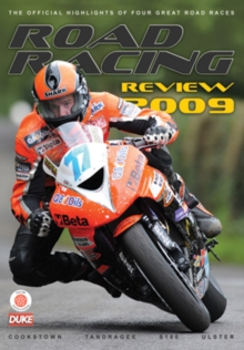 Road Racing Review: 2009, DVD