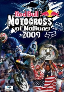 FIM Red Bull Motocross of Nations 2009, DVD  DVD