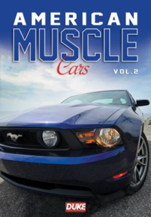 American Muscle Cars: Volume 2, DVD